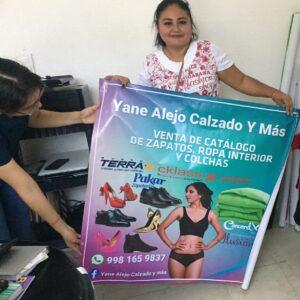 Promociona tus productos con lonas impresas en Cancún