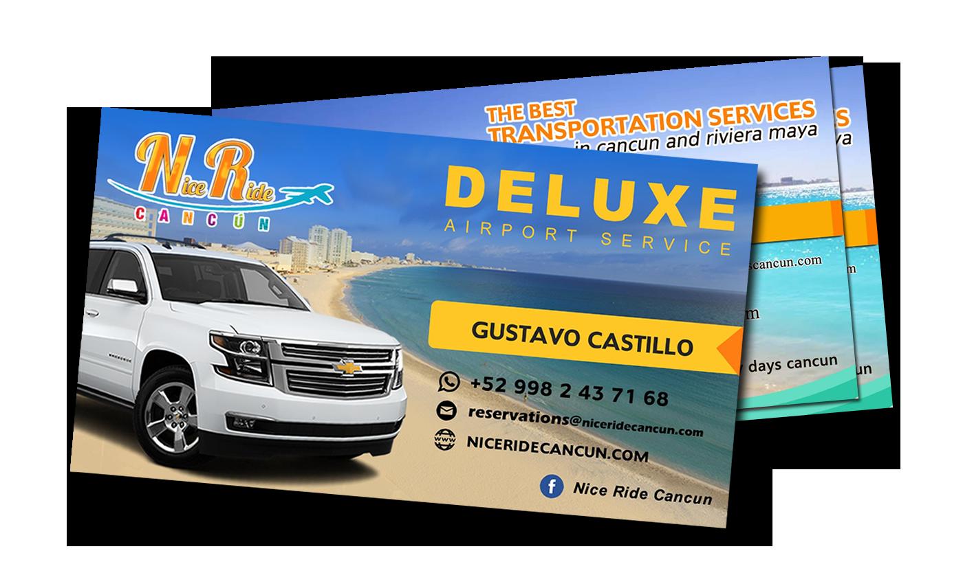 Tarjetas de presentación en Cancún, diseño e impresión